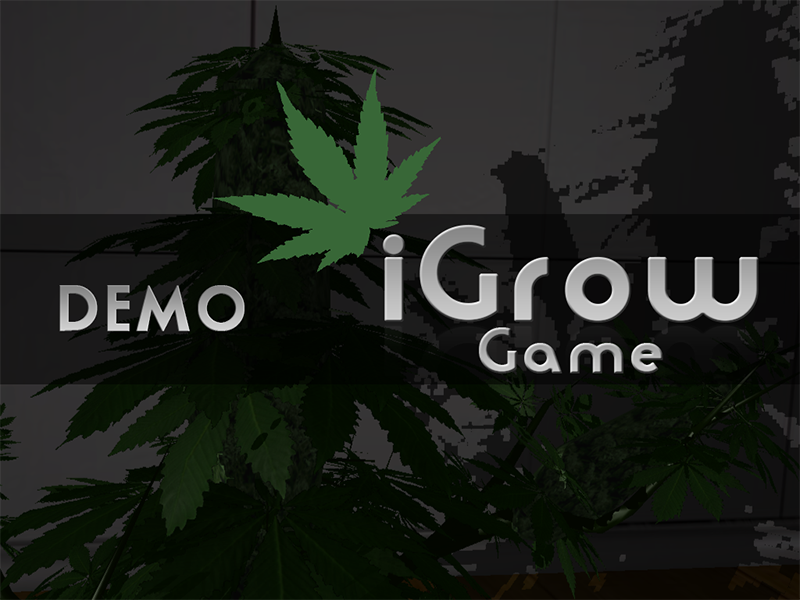 iGrow Game Demo Screen shot